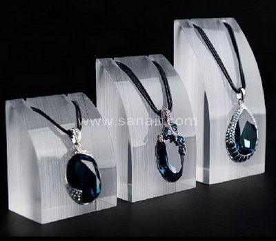 Acrylic pendant display