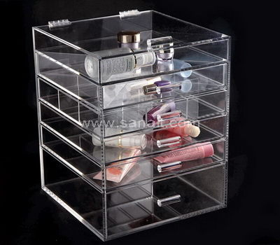 Makeup drawer organiser