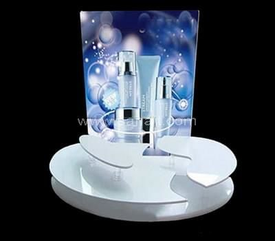Acrylic cosmetic stand