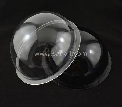 Custom acrylic domes