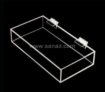 SAAB-017-2 Acrylic hinged box