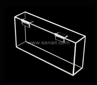 SAAB-017-3 Acrylic hinged box