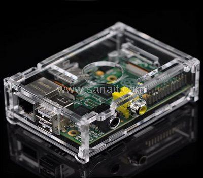 Raspberry pi clear case