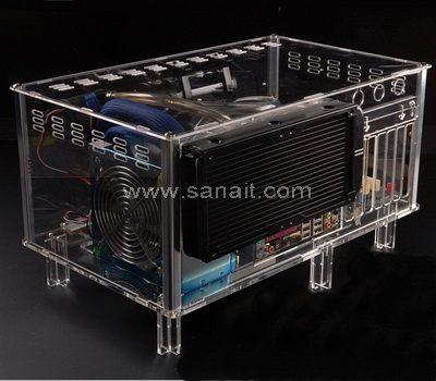 SAAB-023 Acrylic computer case