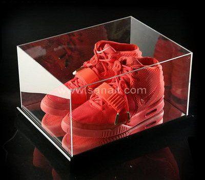 Acrylic sneaker box