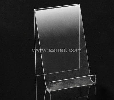 Perspex book stand