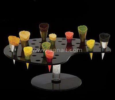 Ice cream cone display