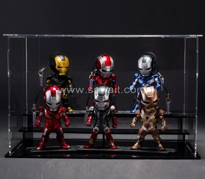 Acrylic toy display case