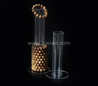 Acrylic tube display
