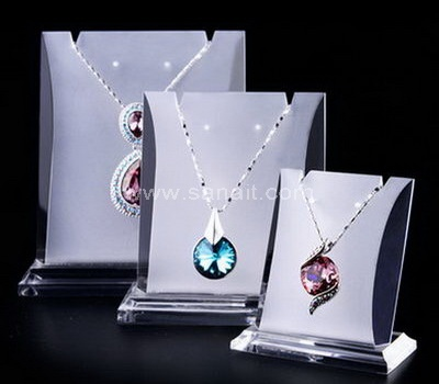 Necklace display stand wholesale