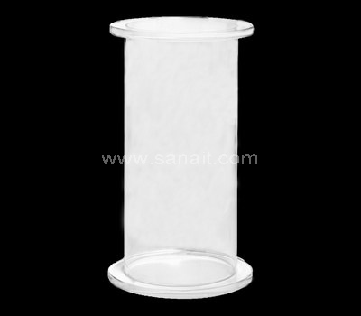 Acrylic cylinder display