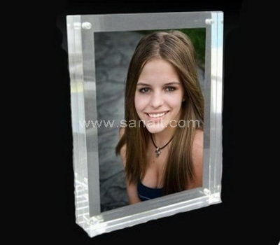 Perspex picture frames