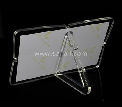 SAPF-020-1 Clear acrylic photo frames