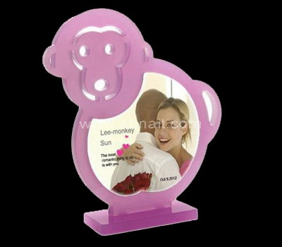 Monkey photo frame