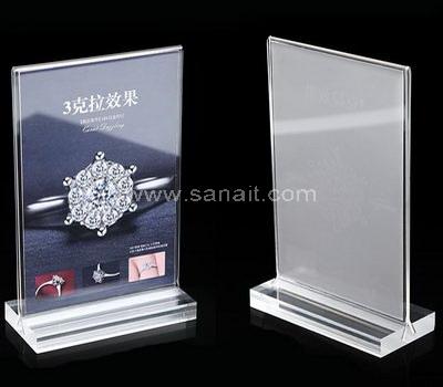 SASH-022 Sliding sign holder