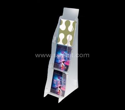 A4 3 tier brochure holder