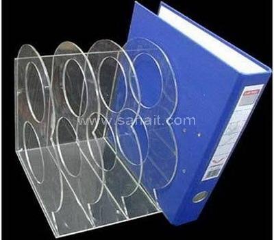 Acrylic file holder