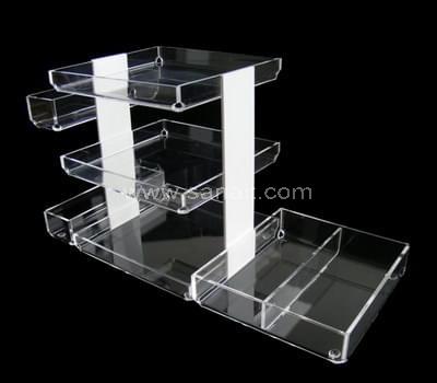 Acrylic paper tray organizer