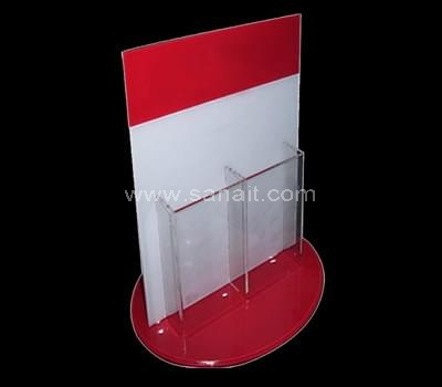 Acrylic plastic display