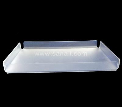 Custom acrylic tray