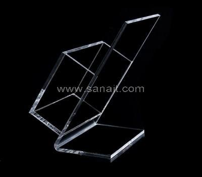 SABH-050-1 Clear plastic brochure holders