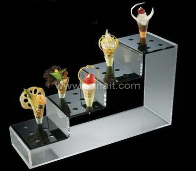 Mini ice cream cone stand