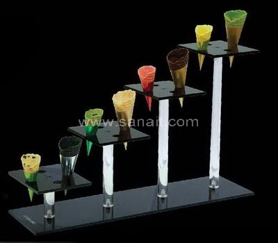 Cone display stand