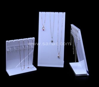 Necklace display holder