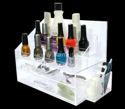 SAMD-082 Clear acrylic cosmetic organizer