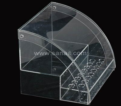 Acrylic box with cover