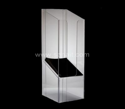 Acrylic brochure dispenser