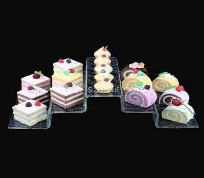 Dessert display riser