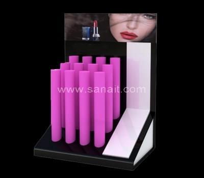Bespoke acrylic lipstick stand