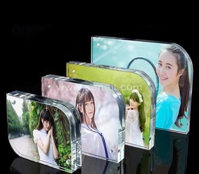 Perspex photo frames