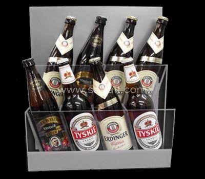 Acrylic beer display holder