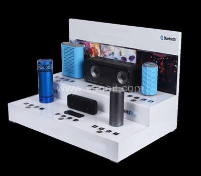Custom bluetooth speaker display