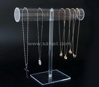 Tabletop necklace holder