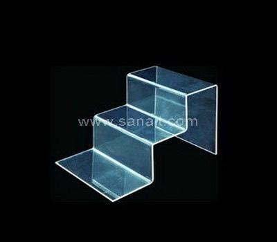 SAOT-101-1 Clear acrylic display risers