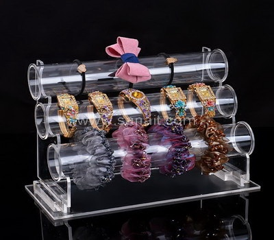 Acrylic hair band holder