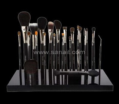 Classic makeup brush display stand