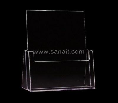A4 acrylic literature holder