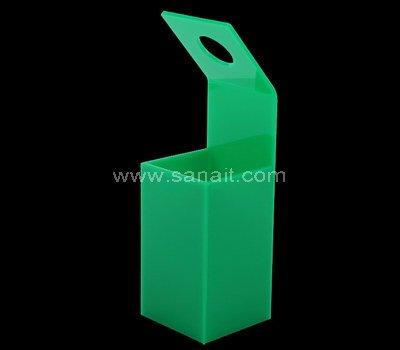 SAAB-107-2 Acrylic flower vase