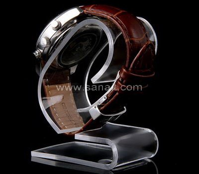 SAJD-076-2 Single watch acrylic display stand