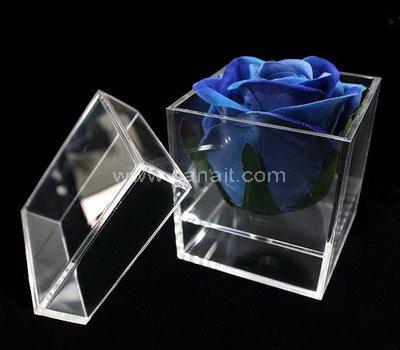 SAAB-110-5 Acrylic box for 1 flower