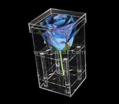 SAAB-111-2 Acrylic flower box with holes