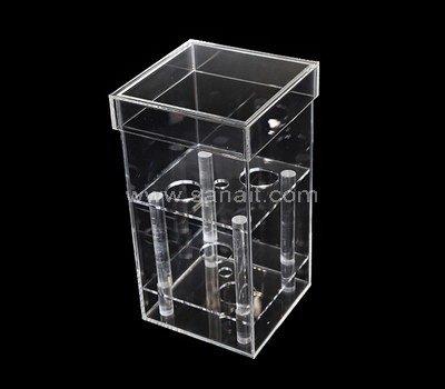 SAAB-111-4 Acrylic flower box with holes