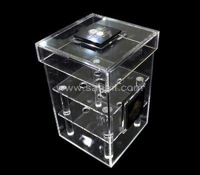 SAAB-111-5 Acrylic flower box with holes