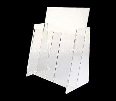 Brochure rack stand