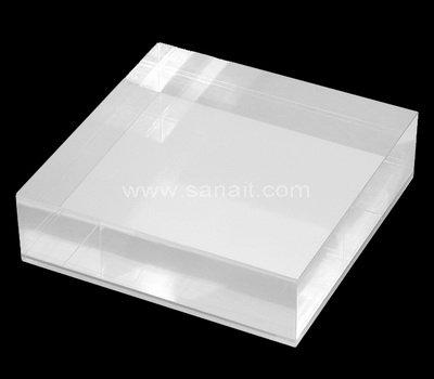 Wholesale blank acrylic block for UV printing
