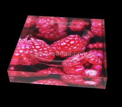 Acrylic photo blocks offer